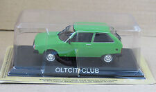 OLTCIT CLUB / CITROEN AXEL MINIATURE COLLECTION 1/43 IXO -LEGENDARY CAR AUTO-B14