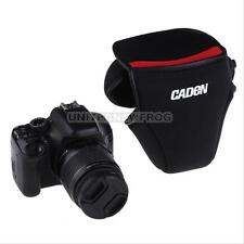 Camera Soft Bag Pouch Case for Nikon D40 D60 D3000 D3100 D7000 18-105 Lens