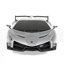 RW 1/24 Scale Lamborghini Veneno Car Radio Remote Control Sport Racing Car RC...