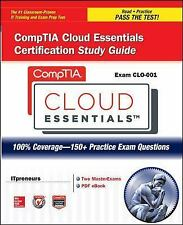 CompTIA Cloud Essentials - Includes Book, DVD with eBook & Tests by McGraw Hill