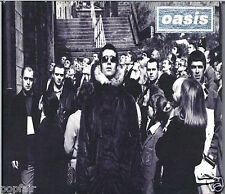 OASIS D'YOU KNOW WHAT I MEAN? STAY YOUNG ANGEL CHILD DEMO HEROES 1997 CRESCD 256