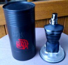 Nouveau flacon parfum @ L'ULTRA MALE @ de J.P. GAULTIER E.D.T.INTENSE 125ML VIDE