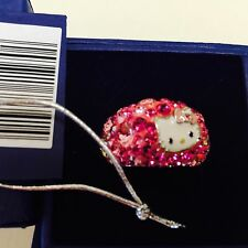 Swarovski Hello Kitty Small Chic Cocktail Ring size 52/6