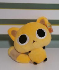 JIN HAO MAI ENTERPRISES SOFT TOY WITH TAGS CAT CHARACTER TOY WHAT IS HIS NAME?