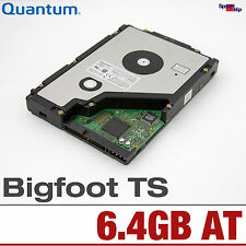 "IDE ATA HDD QUANTUM Bigfoot TS disco rigido 13.3cm 5.25"" 6.4 GB ts06a011 HARD DISK"
