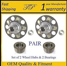 Rear Wheel Hub & Bearing fit HONDA CR-V (EX model)  2002-2006 PAIR