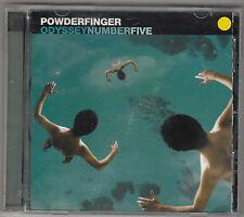 POWDERFINGER - odyssey number five CD