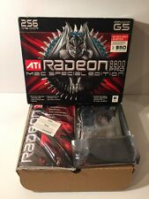 ATI Radeon 9800 PRO 256 MB DDR Power Mac G5 MAC Special Edition Complete In Box