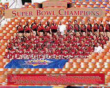 1994 SAN FRANCISCO 49ERS SUPER BOWL 29 CHAMPIONS TEAM 8X10 PHOTO PICTURE #2