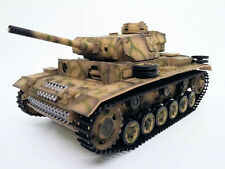 Imex Taigen 1/16th RC Tank Panzer III Airsoft FREE US SHIP (LR48)