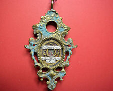 shrine RELICARIO relic LARGE RELIQUARY TRUE CROSS D.N.J.C. + OTHER TWO CROSS