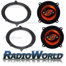 "Audi A4 B5 Edge ED205 150W 5.25"" 130mm Speaker Upgrade Kit SAK-1104"