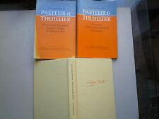 1968 PASTEUR ET THUILLIER VACCINATIONS CONTRE LE CHARBON ET LE ROUGET DU PORC