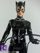 KUMIK 1/6 catwoman action figure toys KMF022 from movie batman 1989 set hot cat