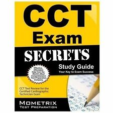 CCT Exam Secrets Study Guide : CCT Test Review for the Certified...
