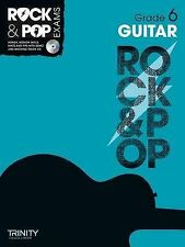 Rock & Pop Exams Guitar Grade 6 TCL010209