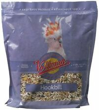Volkman Bird Food for Hookbill Parrots - 4lb