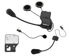 SENA Universal Helmet Clamp Kit w/ Microphones for Sena 20S Headset (20S-A0202)