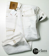 BOGNER FIRE + ICE Jeans JORDAN in W36/L34 weiß Softwash mit blickdichtem Denim
