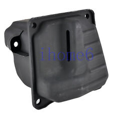 New Exhaust Muffer For STIHL 044 046 MS440 MS460 Chain Saw part 1128 140 0604