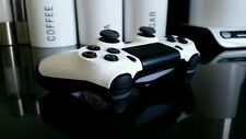 PS4 PS3 ELITE PRO WHITE COMPETITION LEGAL RAPID FIRE MOD CONTROLLER