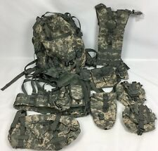 MOLLE ACU Universal Camo Rifleman Set Assault Pack FLC Pouches Hydration System