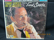 Tommy Dorsey and His Orchestra Featuring Frank Sinatra - Coronet Records