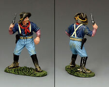 """NEW! King & Country 7th Cavalry """"The Lone Trooper"""" TRW081 Custer's Last Stand"""