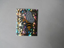 Autocollant Stickers POKEMON Collection MERLIN N° S5 DARDARGNAN HOLO MOSAIQUE !!