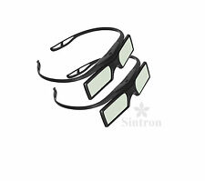 [Sintron] 2X 3D RF Active Glasses for 2015 Samsung 3D TV UE48JS9000T UE55JS9000T
