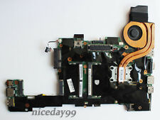 Lenovo Thinkpad X220T motherboard Intel Core i7 CPU 04W3380 QM67 with CPU fan