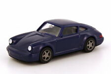 1:87 Porsche 911 Carrera 2 Cup-Version Type 964 dark blue blue blue - euromodell