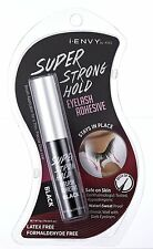 I ENVY by KISS SUPER STRONG HOLD EYELASH ADHESIVE GLUE BLACK KPEG05