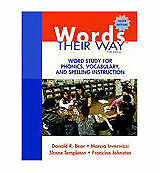 Words Their Way Ser.: Words Their Way : Word Study for Phonics, Vocabulary,...
