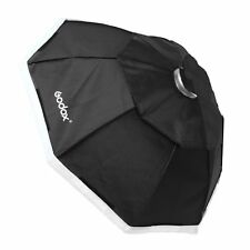 "Godox 95cm 37"" Octagon Softbox Bowens Mount Speedring Studio Strobe Flash Light"