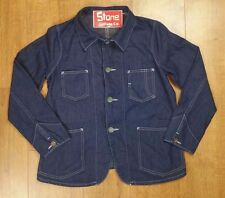 Levi's Vintage Clothing LVC Cone Rigid Denim 1915 Sack Coat Jacket XS £395 New