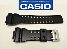 Casio G-8900A-1 GA-110B-1 G-Shock ORIGINAL Watch Band BLACK Shiny Strap Rubber
