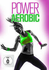 DVD Power Aerobic das ultimative Fitness Workout