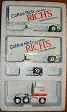 Coffee Rich Rich's Frozen Food Doubles Winross Truck