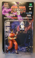 VINTAGE 90s GAME Merchandise Tekken 3 Ling Xiaoyu Action Personaggio Epoch 1998