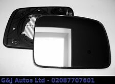 (A94) RANGE ROVER DISCOVERY 3/4 DRIVER SIDE RIGHT SPORT HEATED DOOR MIRROR GLASS