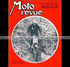 MOTO REVUE N°1861 BMW R50 R60 JACKY PORTE CHAMPIONNAT DU MONDE DE VITESSE 1967