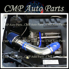 BLUE 2005-2007 SATURN ION 1 2 3 2.2 2.2L 2.4 2.4L AIR INTAKE KIT SYSTEMS