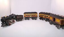 Vintage Rare American Flyer Pre-War Train set
