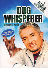 Dog Whisperer with Cesar Millan ~ NuNu, Flirt & Ruby  ~ New Factory Sealed DVD