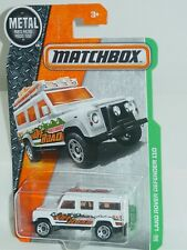 MATCHBOX 2017 #110 LAND ROVER DEFENDER 110