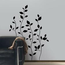 TREE BRANCHES LEAVES REMOVABLE WALL DECALs Vinyl Large Stickers Home Art Decor