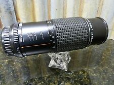SMC Pentax-M Asahi 80-200mm f:4.5 Zoom Lens Fast Free Shipping Included