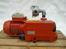 BUSCH R5 Oil Lubricated rotary vane vacuum Pump R5 RA 0040 E - 28 CFM each 2 HP