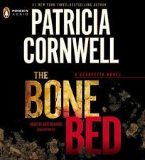 THE BONE BED unabridged audio book on CD by PATRICIA CORNWELL